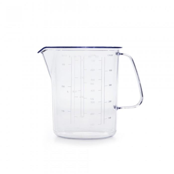 Картинка для Посуда и инвентарь Полимербыт Кружка мерная 0.5 л