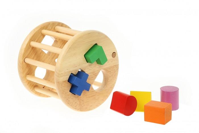 Купить Деревянные игрушки, Деревянная игрушка Viga Сортер круглый