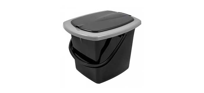 Картинка для Хозяйственные товары Plast Team Ведро-туалет 16 л