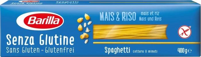 Макаронные изделия Barilla Макароны Спагетти без глютена № 5 400 г макаронные изделия urtekram макароны фузили без глютена органические 250 г