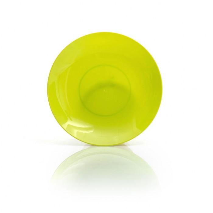 Картинка для Посуда Полимербыт Тарелка круглая 190 мм