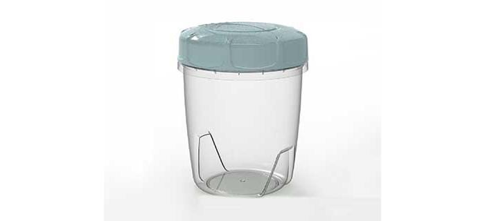 Фото - Контейнеры для еды Полимербыт Банка для хранения продуктов Lilu 0.5 л банка для хранения wave 1 3 л стекло