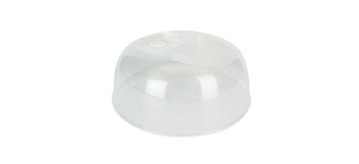 Картинка для Посуда и инвентарь Plast Team Крышка для микроволновки с клапаном