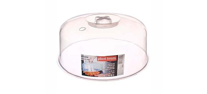 Картинка для Посуда и инвентарь Plast Team Крышка для микроволновки