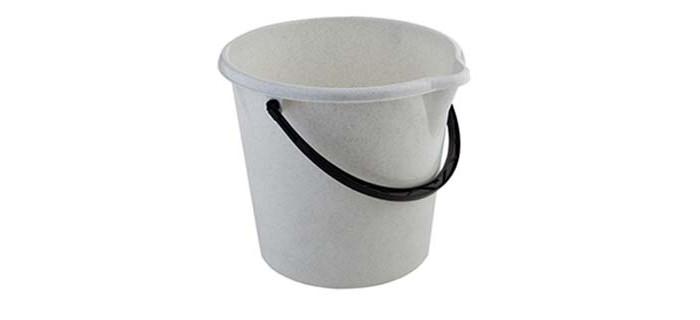Хозяйственные товары Полимербыт Ведро с носиком 12 л ведро полимербыт находка 10л 4307100