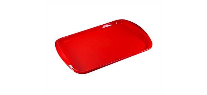 Картинка для Посуда и инвентарь Plast Team Поднос прямоугольный 43.5х30.5 см