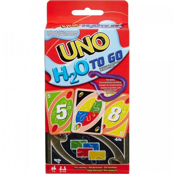 Купить Настольные игры, Mattel Игра настольная UNO H2O