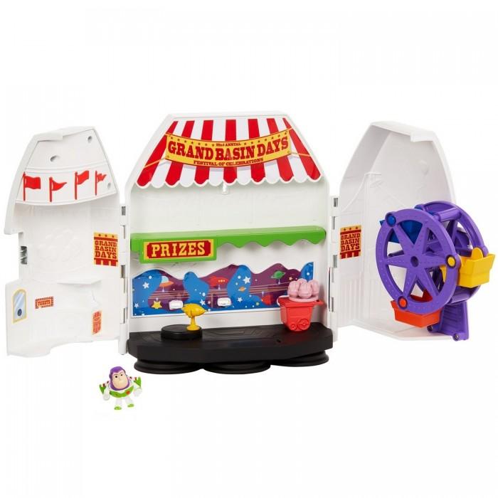 Mattel Toy Story 4 Набор игровой для мини-фигурок