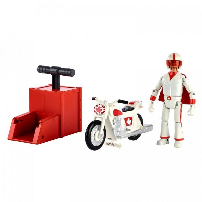Mattel Toy Story 4 Набор игровой Canuck & Boom Boom Bike