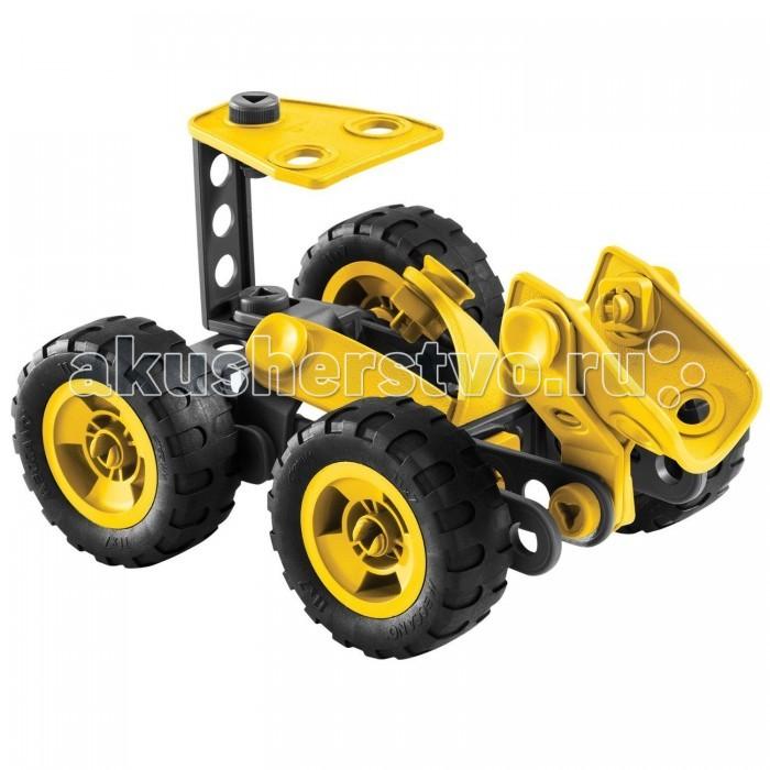 Конструкторы Meccano Фронтальный погрузчик 3 модели (65 деталей) конструктор meccano meccano конструктор junior 3 в 1 фронтальный погрузчик