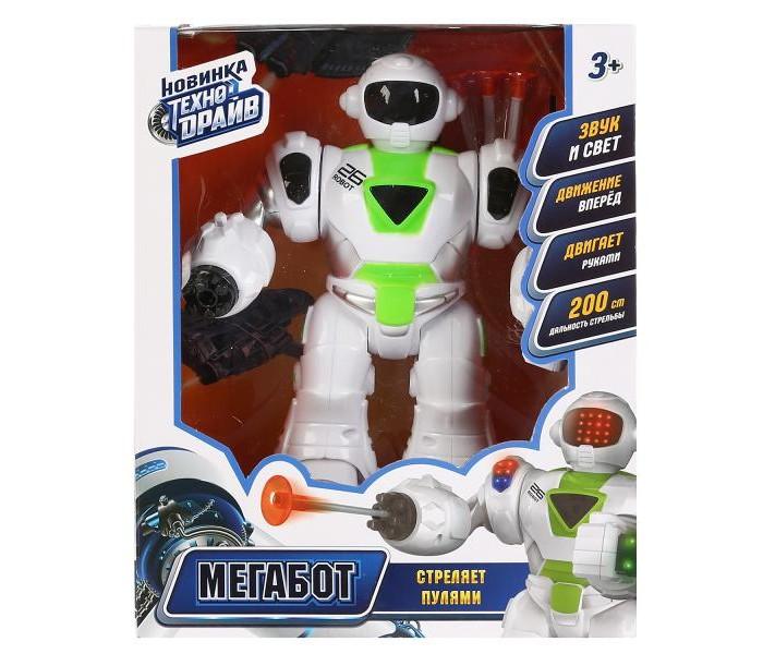 Картинка для Роботы Технодрайв Робот Мегабот