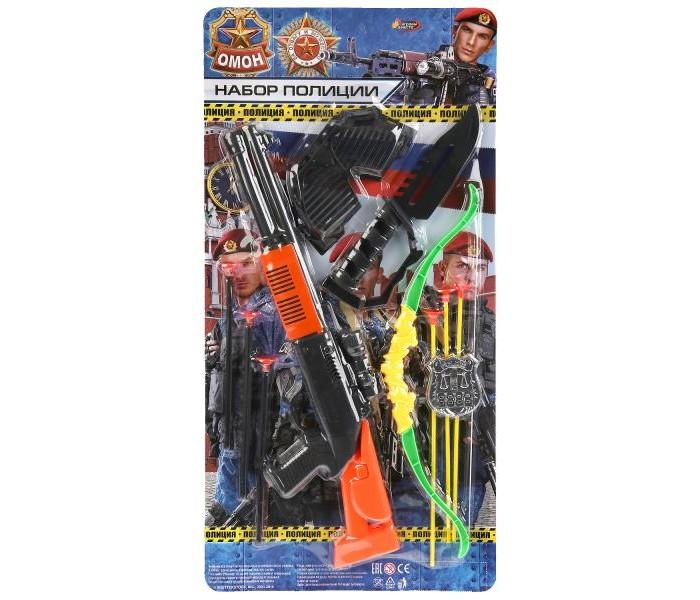 Картинка для Игрушечное оружие Играем вместе Набор полиция 1904G179-R