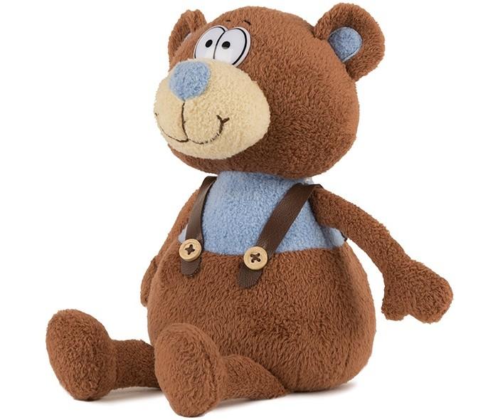 Мягкие игрушки Maxi Play Медвежёнок Фимка 20 см