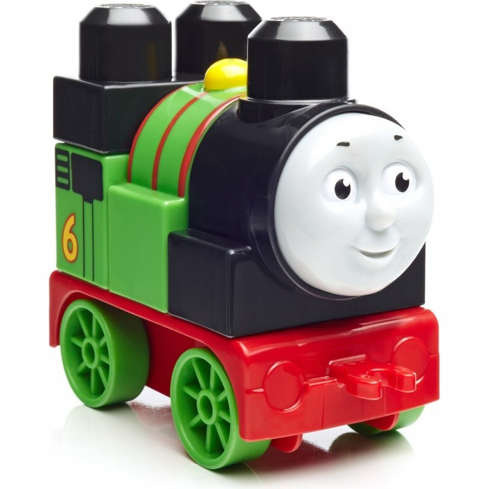 Конструкторы Mega Bloks Thomas Friends Паровозик