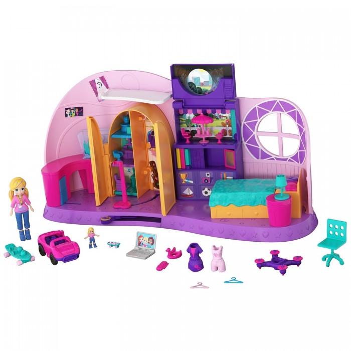 Mattel Polly Pocket Комната Полли