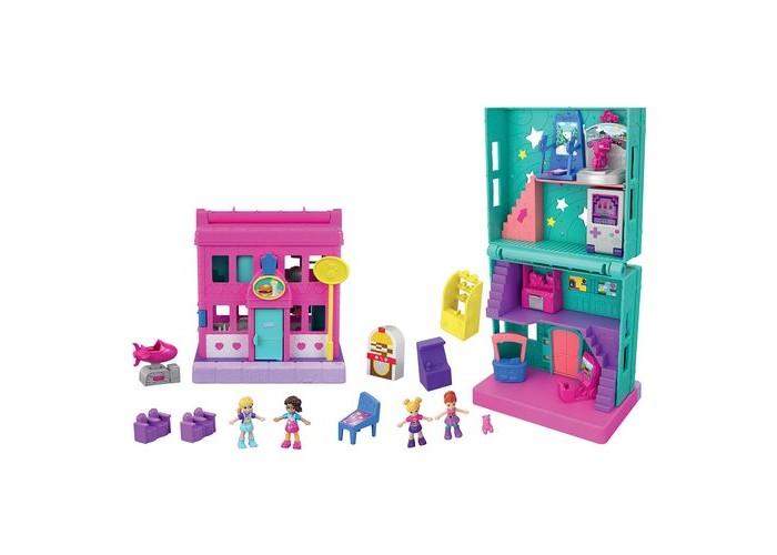 Mattel Polly Pocket Полливиль станция