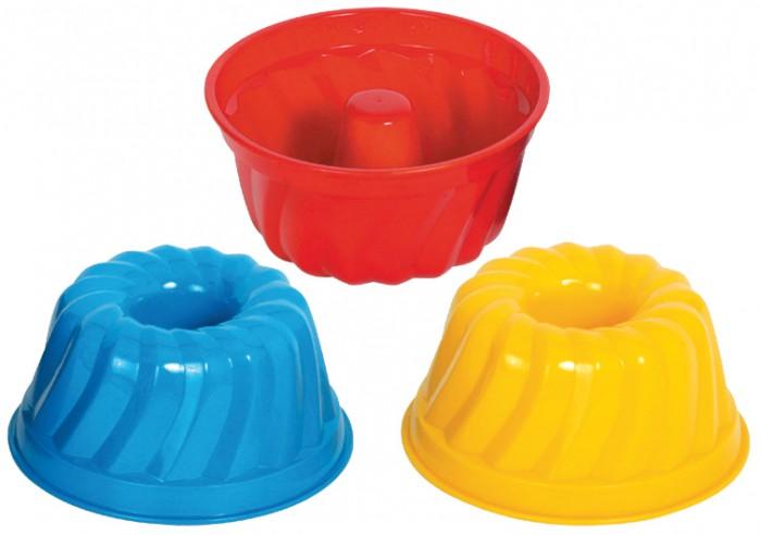 Игрушки в песочницу Gowi Набор формочек для песка Кекс 6 шт. формочка для песка gowi кекс 558 59