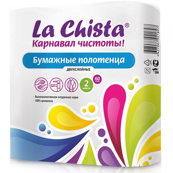 полотенца Хозяйственные товары La Chista Бумажные полотенца 2 шт.