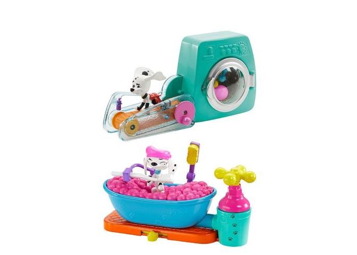 Mattel 101 Dalmatians Игровой набор Банные приключения