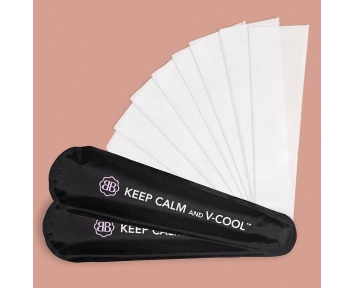 Belly Bandit Прокладки послеродовые Охлаждающие/Согревающие V-Cool от Belly Bandit