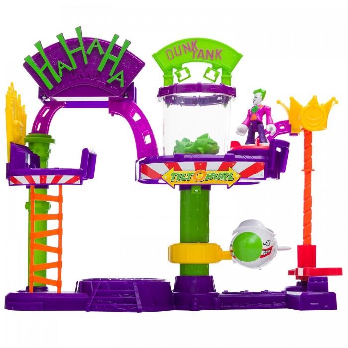 Картинка для Mattel Imaginext Набор игровой Веселый дом Джокера