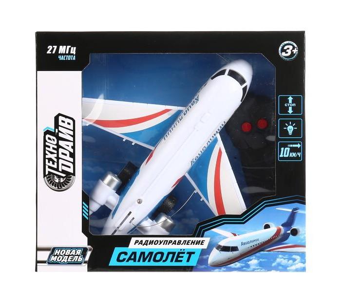 Картинка для Радиоуправляемые игрушки Технодрайв Самолет на радиоуправлении