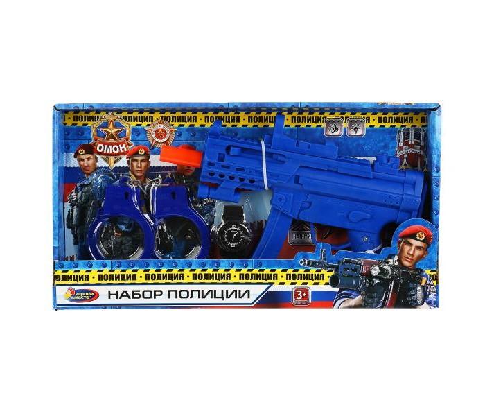 Фото - Ролевые игры Играем вместе Набор полиция B1869765-R набор играем вместе маленький ученый фабрика слизи tx 10017