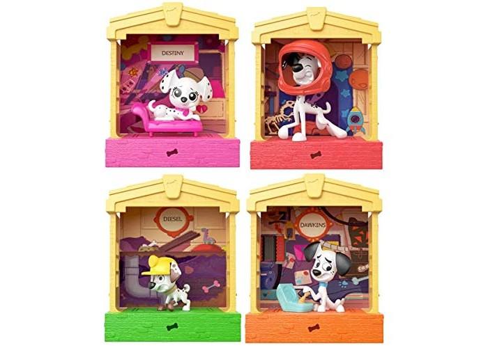 Mattel 101 Dalmatians Игровой набор Домик