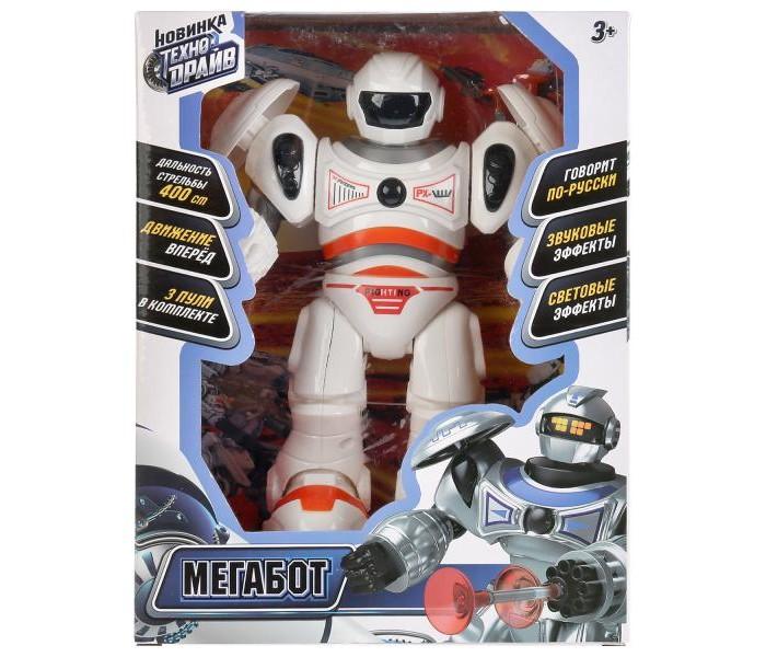 Картинка для Роботы Технодрайв Робот Мегабот 1804B236-R1