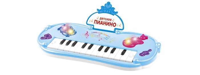 Фото - Музыкальные инструменты Tongde Пианино T466-D4293 погремушки tongde музыкальная цыпленок со световыми и звуковыми эффектами