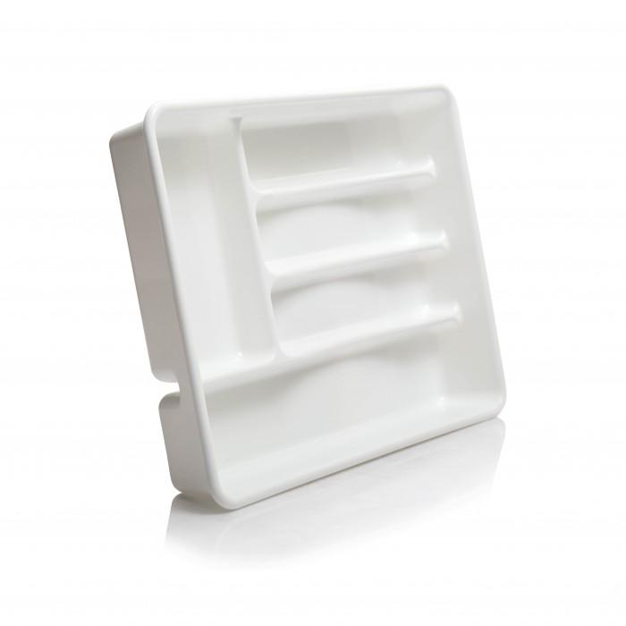 Картинка для Посуда и инвентарь Полимербыт Лоток для столовых приборов 37.5х30.5х7 см