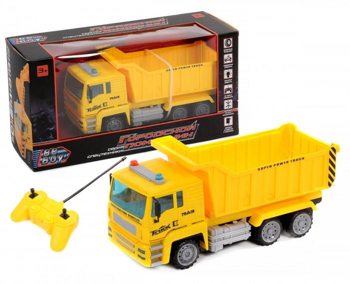 Купить Радиоуправляемые игрушки, BeBoy Грузовик-самосвал на радиоуправлении IT105249