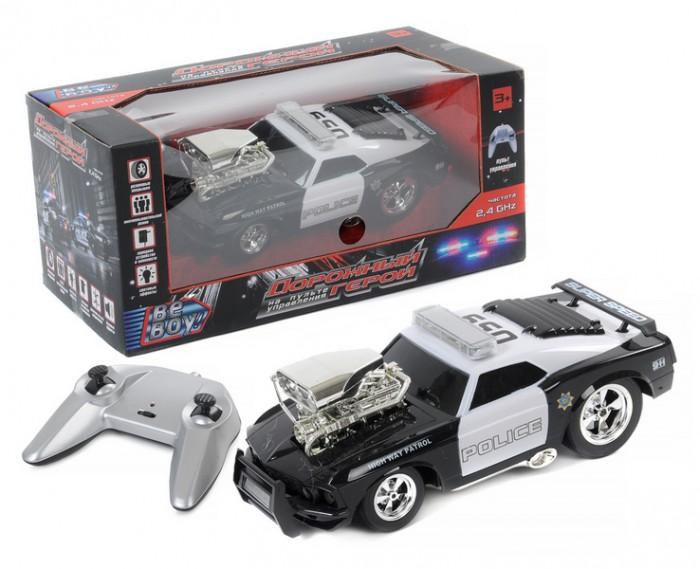 Купить Радиоуправляемые игрушки, BeBoy Машинка на радиоуправлении Полиция