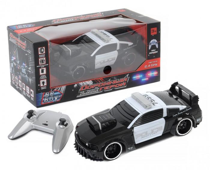 Радиоуправляемые игрушки BeBoy Машинка на радиоуправлении Полиция IT105240