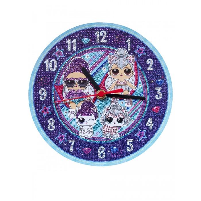 Картинка для L.O.L. Surprise! Алмазная мозаика часы