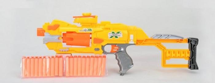 Фото - Игрушечное оружие Tongde Автомат с пулями на присосках 10 шт. T151-D2005 игрушечное оружие яигрушка автомат ак 47 яиг 103