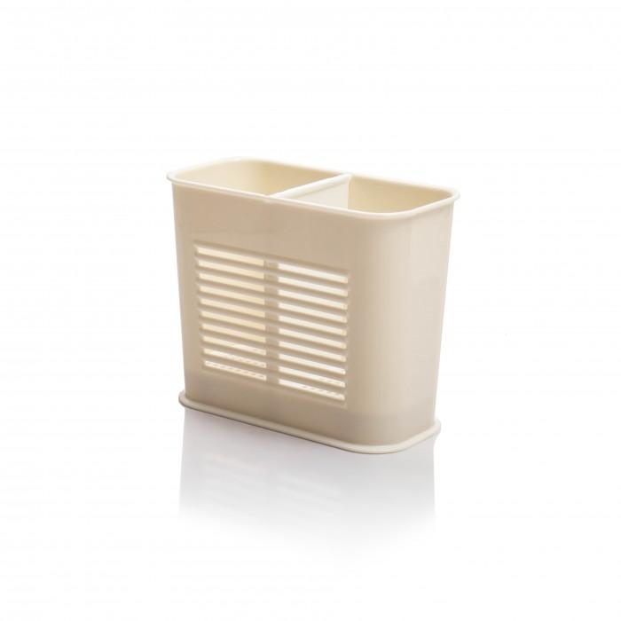 Картинка для Посуда и инвентарь Полимербыт Подставка для столовых приборов