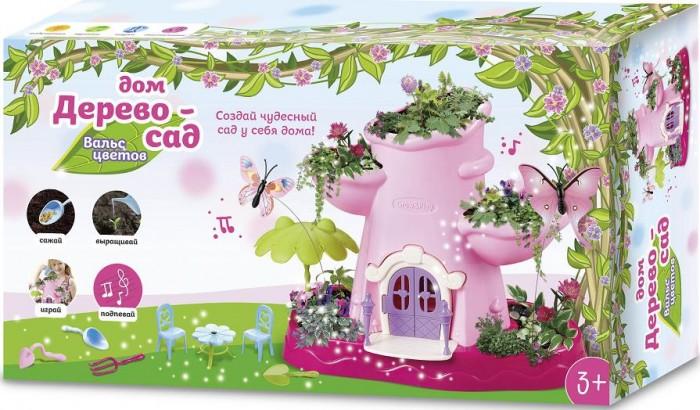 Кукольные домики и мебель Вальс цветов Набор Дерево-сад