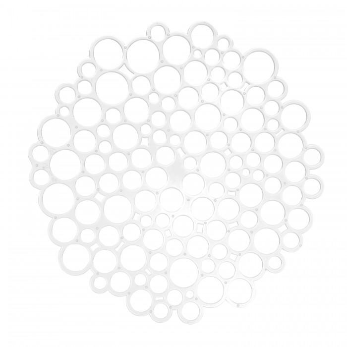 Картинка для Посуда и инвентарь Полимербыт Решетка круглая для мойки 290 мм