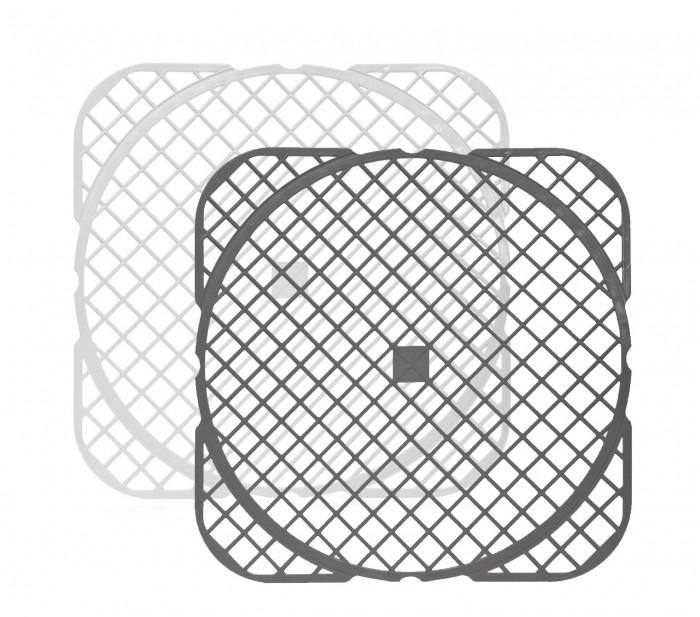 Картинка для Посуда и инвентарь Полимербыт Решетка для мойки универсальная без упаковки