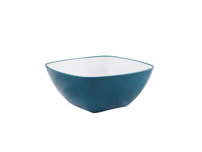 Картинка для Посуда и инвентарь Полимербыт Салатник квадратный Forma Duo 2 л