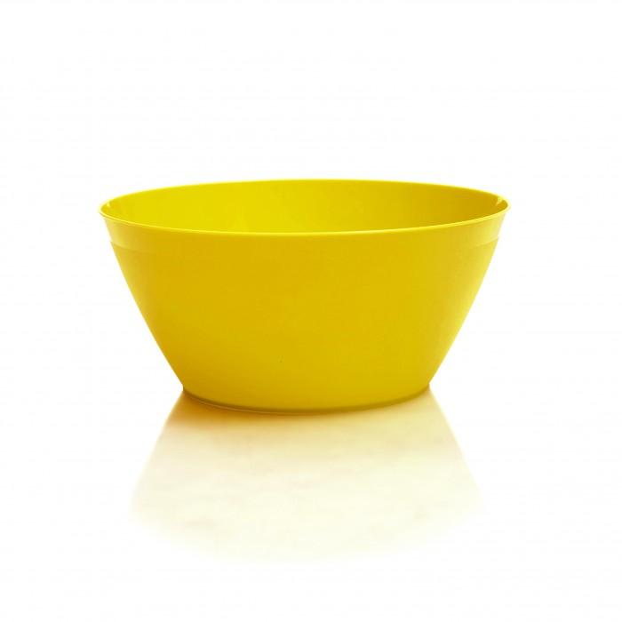 Картинка для Посуда и инвентарь Полимербыт Салатник круглый Grill Menu 0.4 л