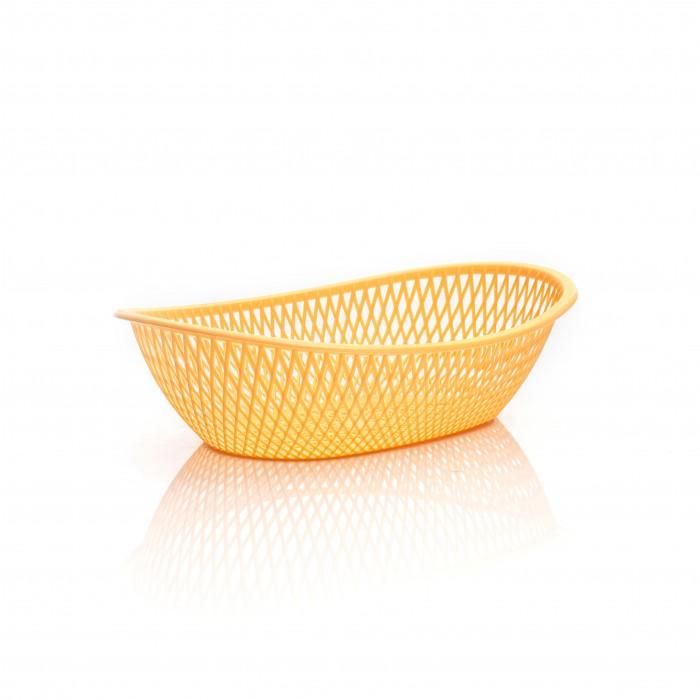 Картинка для Посуда и инвентарь Полимербыт Сухарница 290х190х75 мм