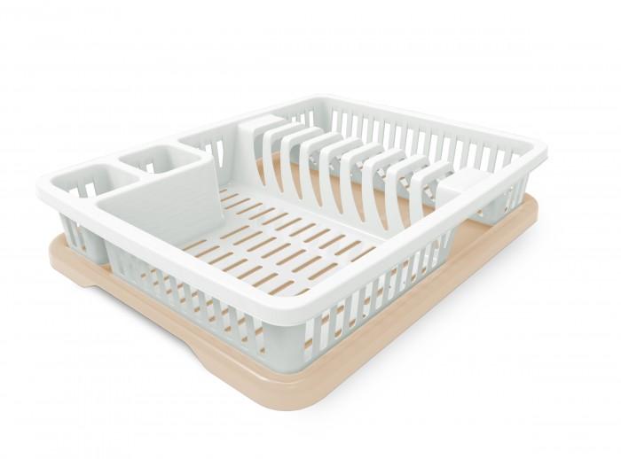 Картинка для Хозяйственные товары Полимербыт Сушилка для посуды Домашняя