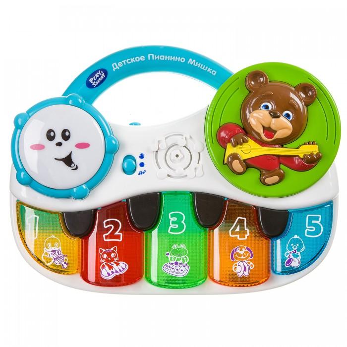 Купить Развивающие игрушки, Развивающая игрушка Play Smart Пианино Мишка 7504/DT