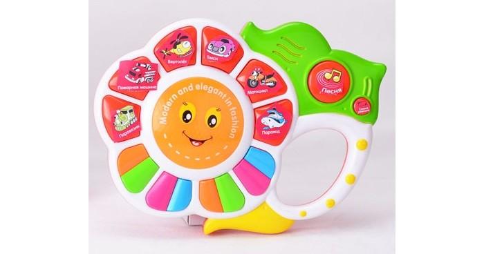 Фото - Развивающие игрушки Tongde Пианино T195-D1065 погремушки tongde музыкальная цыпленок со световыми и звуковыми эффектами