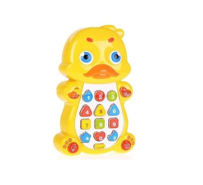 Электронные игрушки Play Smart Телефон-проектор 7610/DT