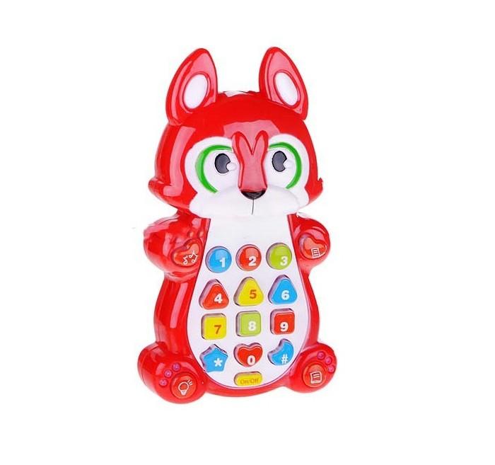 Электронные игрушки Play Smart Телефон-проектор 7612/DT