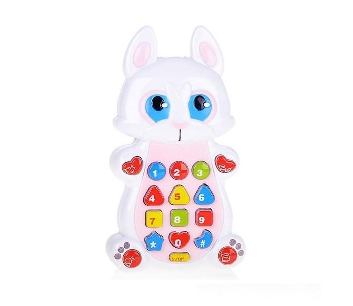 Электронные игрушки Play Smart Телефон-проектор 7613/DT