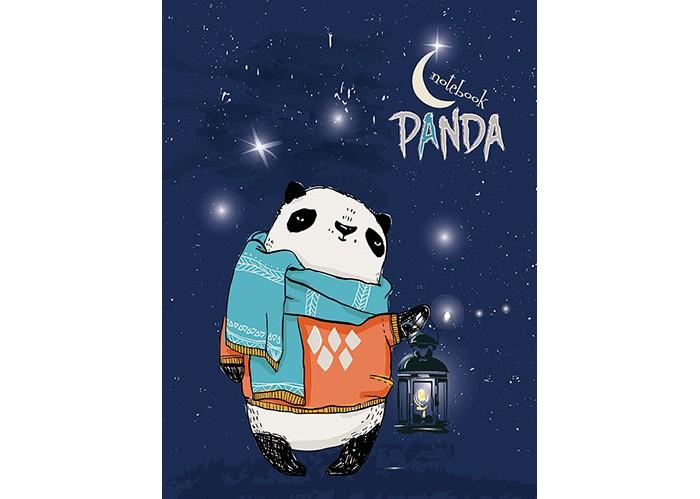 Канцелярия Plano Записная книжка детская Панда А6 64 листа